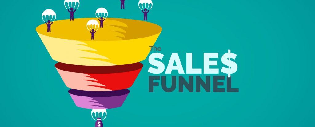 funnel di vendita